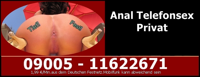 Anal Telefonsex privat