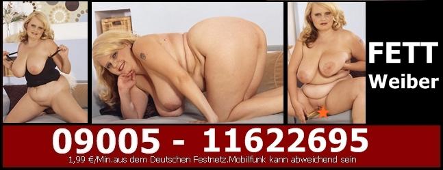 versaute Telefonsex Fett Weiber