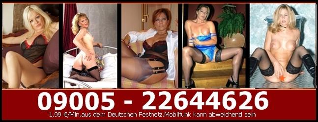 Milf Telefonsex Luder ab 40